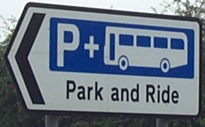 McGuigan welcomes improved Park and Ride facility