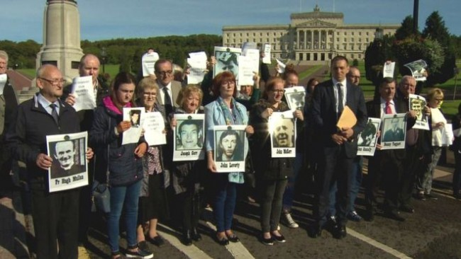 British government must release funding for legacy inquests - McCann