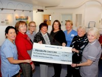 Dullaghan family makes donation to Mandeville Unit