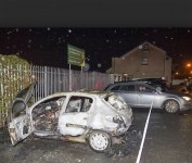 Brady condemns shooting and arson attack in Newry