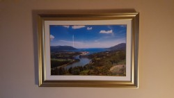 Picture of Carlingford Lough from the Flagstaff