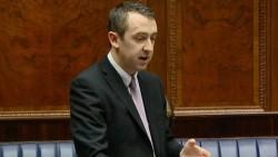 Ni Chuilin announces resignation of Daithi McKay