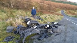 Forest Drive Dumping Causes Fury