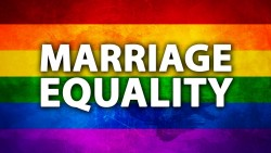 Seeley welcomes commitment to marriage equality