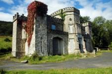 Killeavy Castle on the Slopes of Slieve Gullion