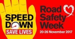 MLA Urges Motorists to Speed Down