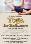 Free six-week Yoga Programme