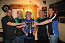 Newry Dart League Results & Norman McCutcheon Cup Results Friday 9th Dec