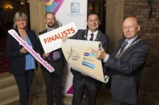THE GREATER NEWRY BUSINESS AWARDS 2017 CATEGORY FINALISTS