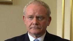 Martin McGuinness announces resignation as deputy First Minister