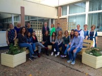Trust says Benvenuti to newly recruited nurses from Italy