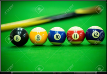 Newry Pool League Individuals Last 16 Being Played Thursday 1st June