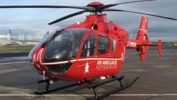 Sheehan Welcomes Air Ambulance Announcement