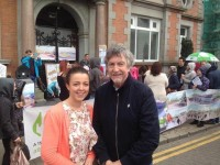 Youth Committee Praised For Newry Park Event