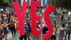 Fearon Welcomes Australian Vote on Marriage Equality