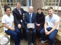 Platinum Status awarded to the Southern Trust