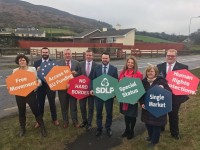Eastwood launches SDLP plan for EU Special Status