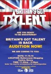 Britains Got Talent Auditions Newry