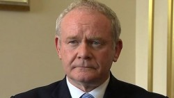 McGuinness slams British government plans for immunity for armed forces