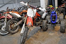 Dangers of scramblers and quads must be highlighted - McCann