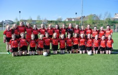 Down Ladies Notes 9th April 2017