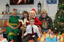 Christmas event for children with Autism