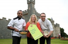 Chefs going COCOA over Killyleagh Chocolate and Fine Food Fest