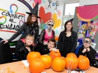 Halloween event for children with Autism