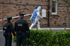 Shock after Woman\'s Body Found in Lurgan