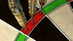 Newry Dart League Results for Friday 3rd Feb 2017...