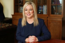 We Stand for Equality, Respect and Integrity - Michelle O\'Neill