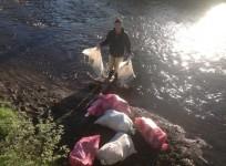 Creggan River Dumping Causes Anger