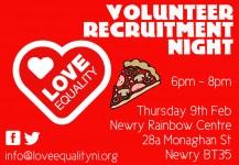 Volunteer Recruitment Event