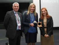 Acclaimed Award for Operation Peregrine Watch