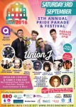 The Fifth Annual Pride in Newry Festival Saturday 3rd September