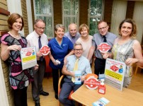 Trust staff encouraged to be Flu Busters