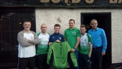 Greenfield Park FC to Wear Eamonn Morgan Trust Logo On Their Strip