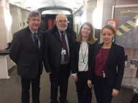 Sinn Féin MPs meet with Swedish and Norwegian Embassies