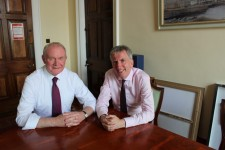 Mairtin O Muilleoir has my full confidence as Finance Minister - McGuinness