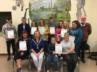 Young Emergency & Rescue Graduates Recognised at Awards Ceremony