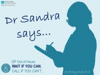 Listen to what Dr Sandra has to say…
