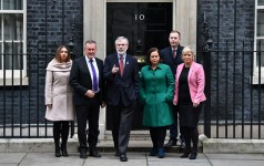 British Government Acting in Bad Faith - Conor Murphy