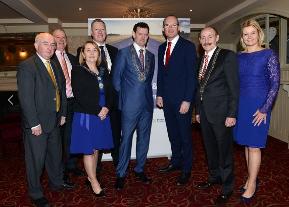 Cross Border Conference Welcomes Minister for Foreign Affairs Simon Coveney