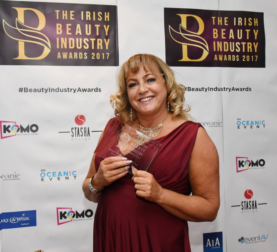 Another Win for The Beauty School, Warrenpoint, Co. Down