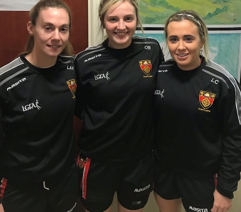 Down Ladies Notes - 21st January 2018