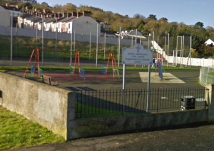 Raymond McCreesh Park Council decision, supported by the people of Ballybot