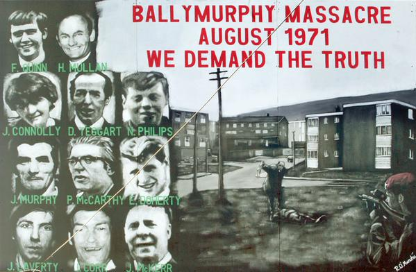 British government must end denial of justice to Ballymurphy families