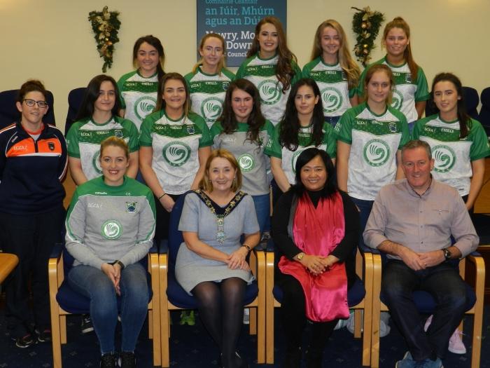 Shane O'Neill's Senior Ladies
