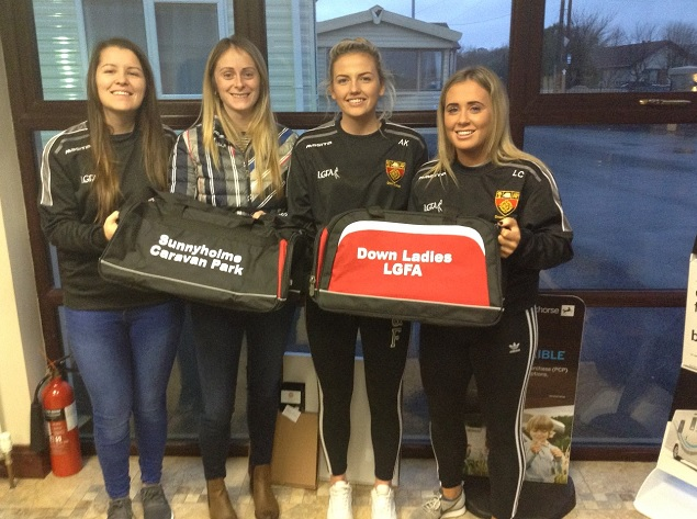 Down Ladies Notes - 14th January 2018