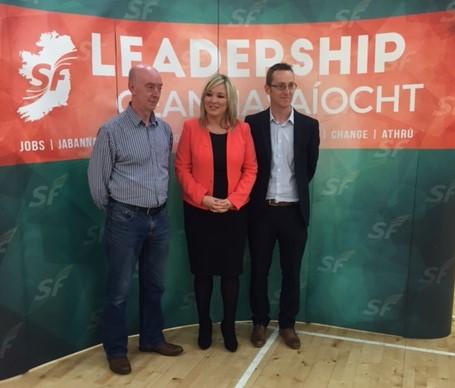 McLaughlin co-opted as North Antrim Councillor